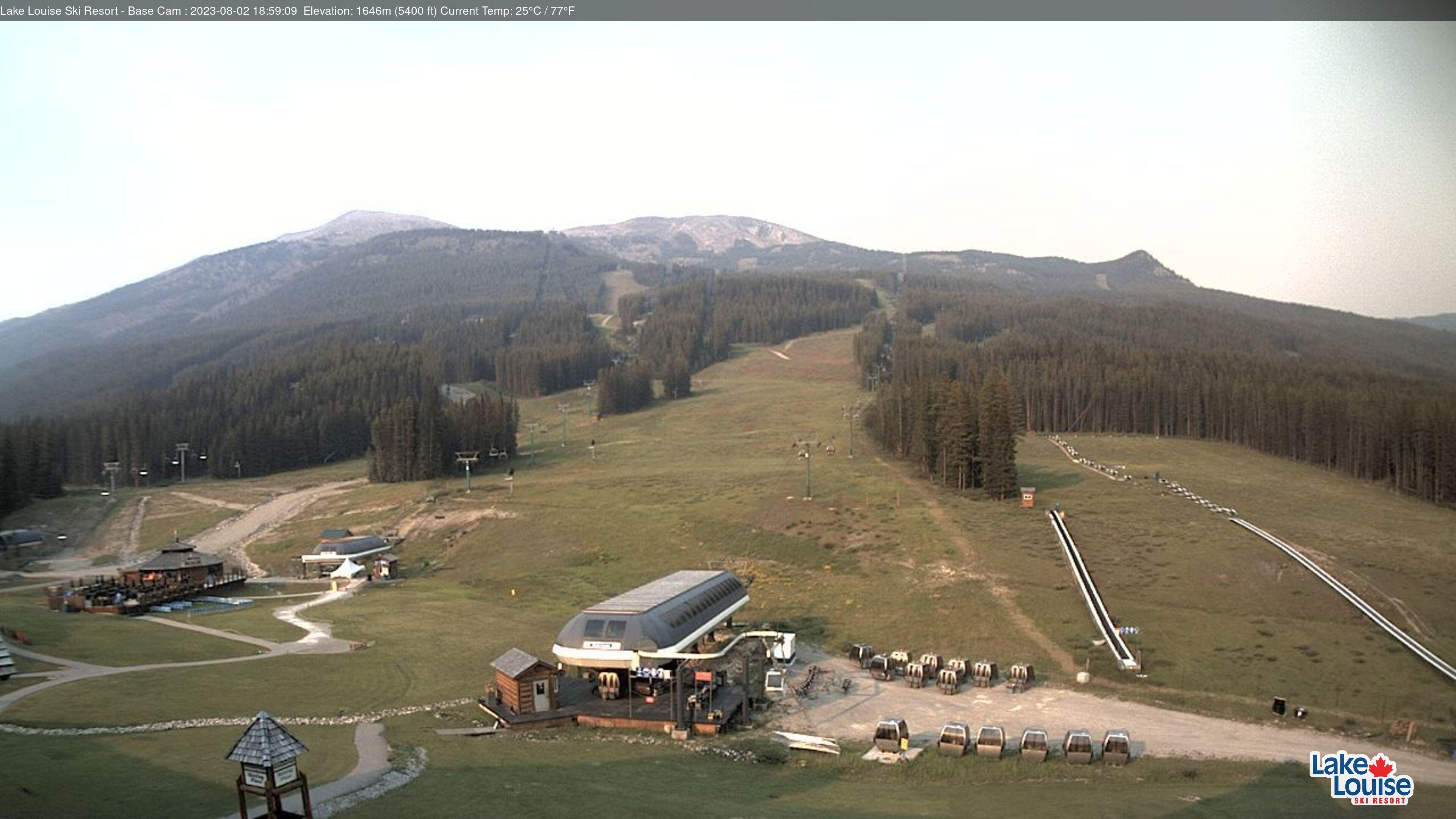 Webcam Lake Louise