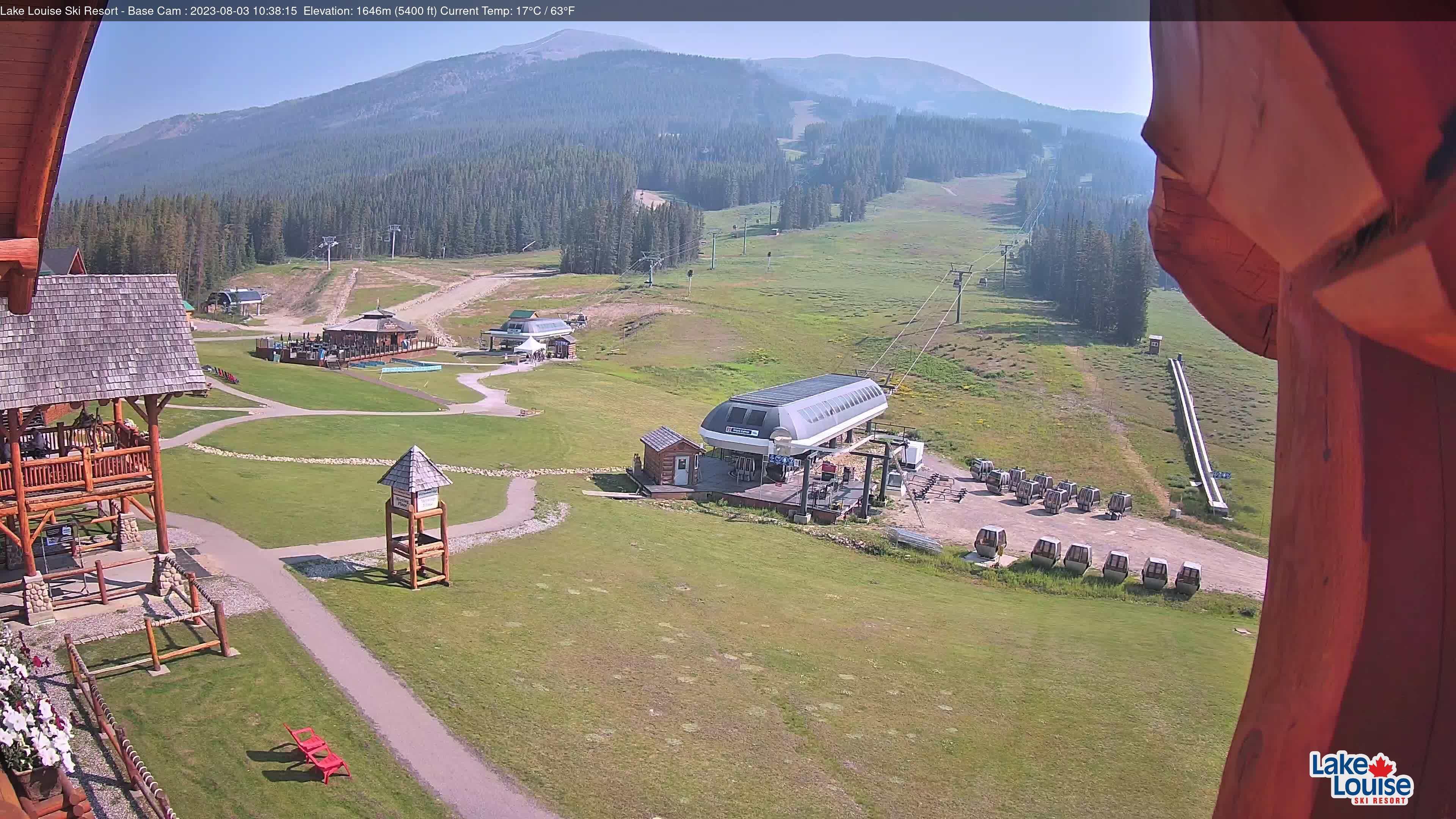 Webcams de Lake Louise